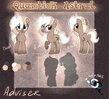 Reference sheet/Quantick Astral by Mirta-Riga