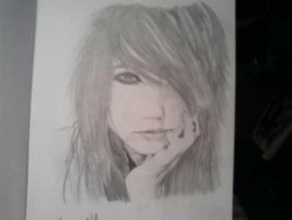 my first emo chick drawing by Otaheme-saukra217