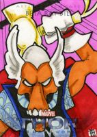 Thor, The Dark World - Beta Ray Bill by 10th-letter