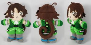 .hack/LINK Silabus Plush by sakkysa