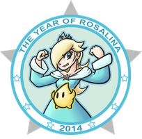 Year of Rosalina by AncoPro