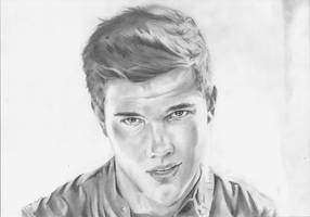Taylor Lautner by X-TeO-X