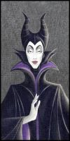 Maleficent ID by chostopher