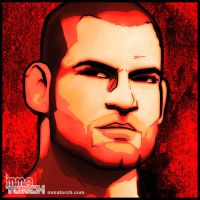 MMA Torch: Cain Velasquez by grantgoboom
