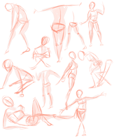 1 Min Figures Practice by sheples