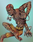 Dhalsim by JeffyP