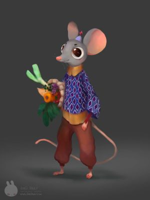 Mice villager by chocoloco