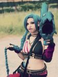 Jinx : You're starting to bore me by AxelTakahashiVIII