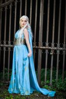 I am a Khaleesi of the Dothraki by RikaHaruMoonbeam