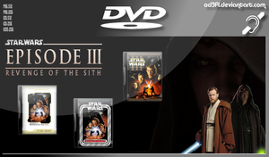 DVD - 2004 - Star Wars Episode 3 Revenge of the Si by od3f1