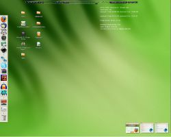 Desktop Screenshot UbuntuHuman by tedil