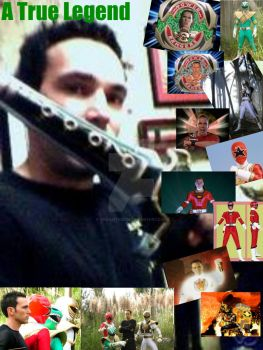 My Tribute to Jason David Frank by tRUjusTICE001