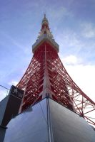 Tokyo Tower by rrgreg
