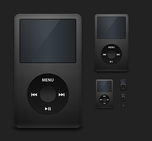 iPod Classic by themightysquid