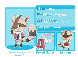 DC Resident App: Bay the Lemur by crowndileCROWDS
