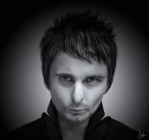+ Matthew Bellamy + by sven-werren
