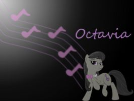 Octavia Wallpaper by darkstarr48
