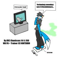Wii Fart by dantiscus
