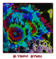 Blooming Bother by 0-kelley-0