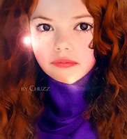 Renesmee Breaking Dawn by ChuzzMaestose