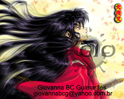 Inuyasha Profile by giovannag