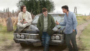 Let's Draw SPN - Endverse by Chaoskid50
