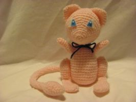 Mew Amigurumi 1.0 by dawnschafer