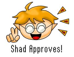 Shad Approves. by Ryu-Gi