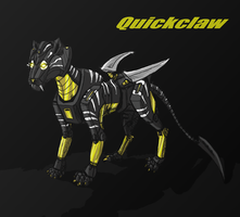 Quickclaw by Laserbot