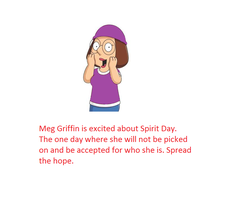 Meg-spirit Day by regates