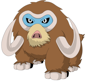 Best Nature For Mamoswine