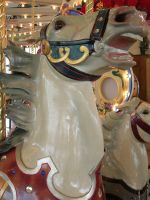 Carousel Horse by OriginalSpaceCowgirl