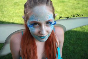 Water Faerie by JennyMUA