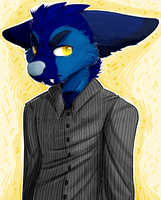Blue Daddy - C - by CrownedVictory