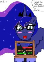 Luna And Her Abacus by Sonikku001