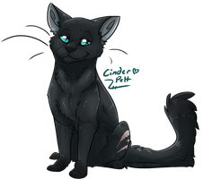 Cinderpelt by Kenny-BS