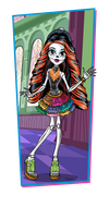 skelita calveras by monsterwinxgirl