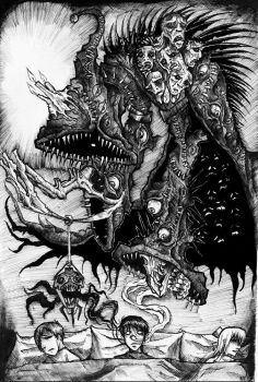 The Dream eater by Corpse-boy