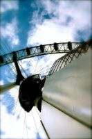 London eye-1 by jmwvann