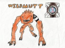 Ben 10: Wildmutt (1) by DeverexDrawer
