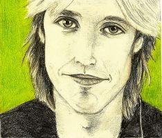 Tom Petty by SydneysDoodles