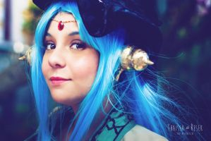 Yamuraiha | Magi: The Labyrinth of Magic by artemys-ichihara