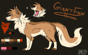 GiantFox Ref by TJ-360