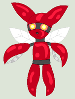Whispi fakemon by usagiemiller