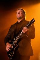 Rush in Hamilton:  Alex Lifeson I by basseca