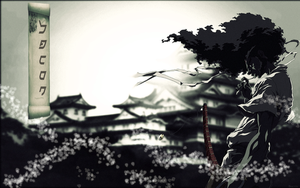 Afro Samurai by BigBacon