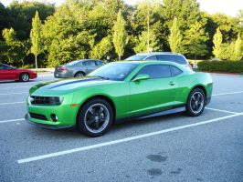 2010 Chevrolet Camaro STOCK 5 by Miahii