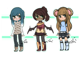 Humanoid adopts [ 1/3 ] OPEN by Enki-Ri