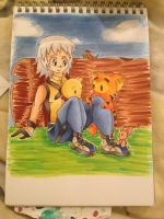 Riku - Hundred acre wood by lollypop071