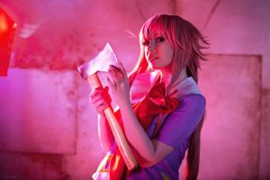 Yuno Gasai by AnnaProvidence
